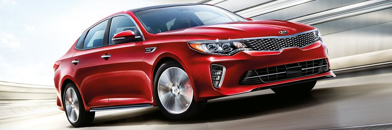 2018 Kia Optima Leasing near Medina, OH