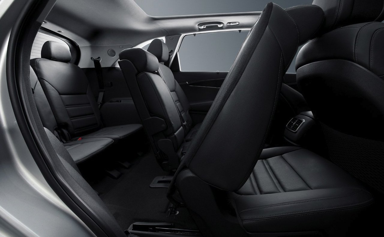 There's Plenty of Space to Find in the Sorento!