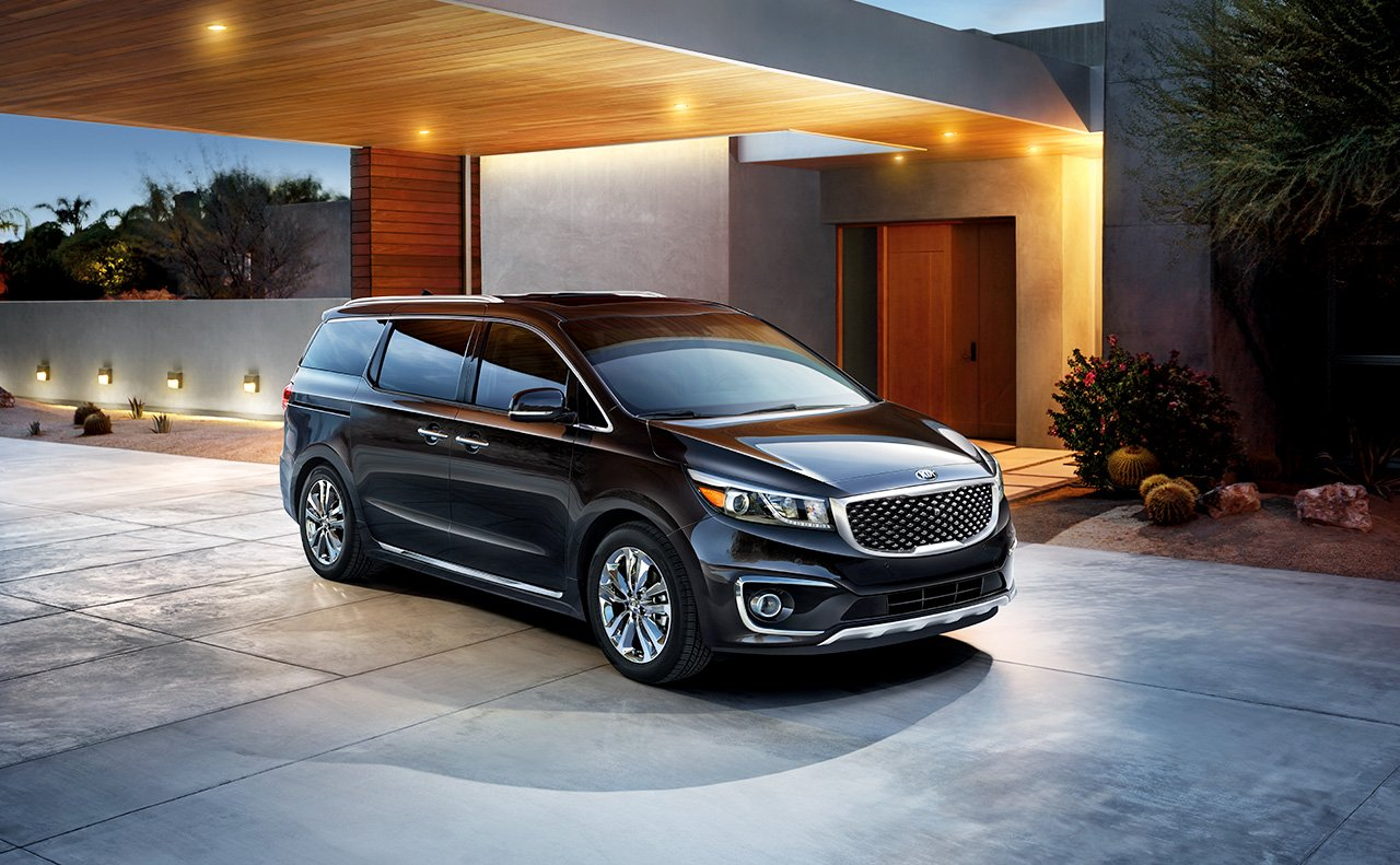 2018 Kia Sedona Financing in San Antonio, TX