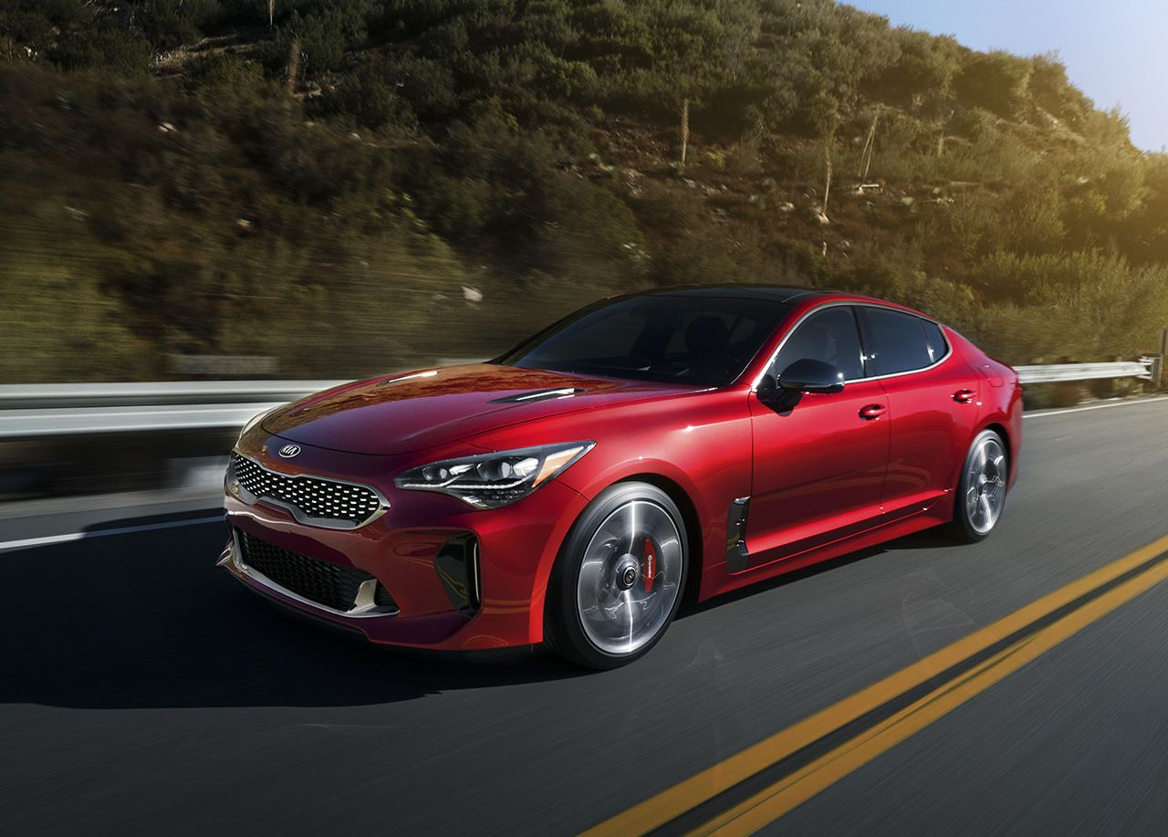 2018 Kia Stinger for Sale in San Antonio, TX