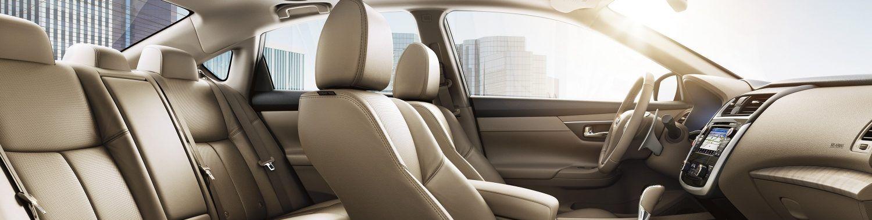 2018 Nissan Altima Seating