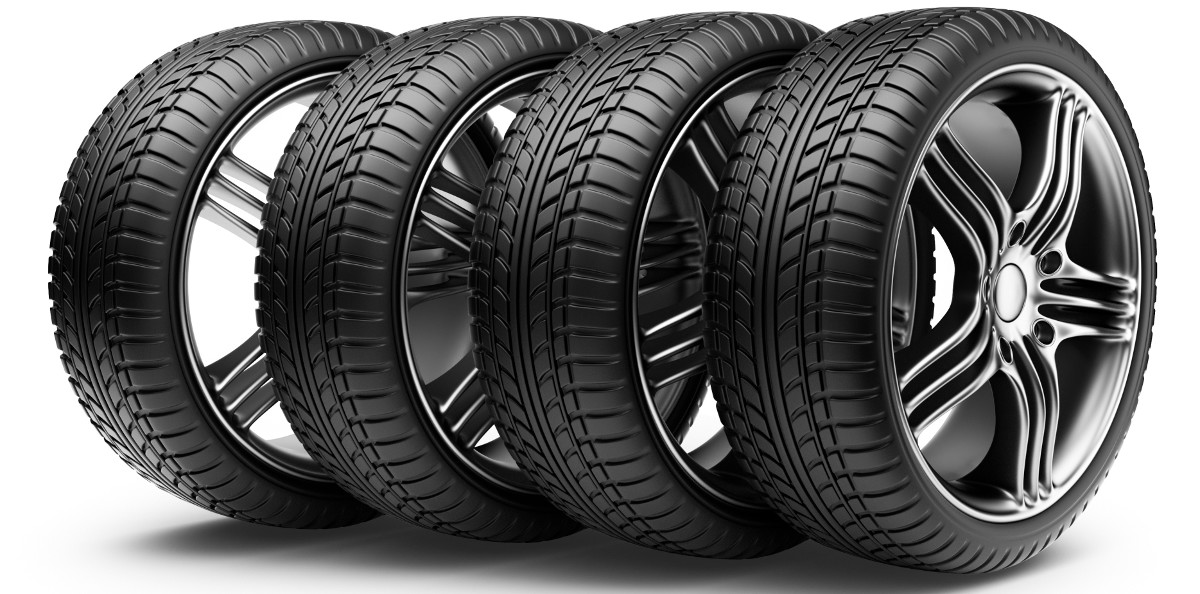 Purchase New Tires at Dan Deery Toyota!