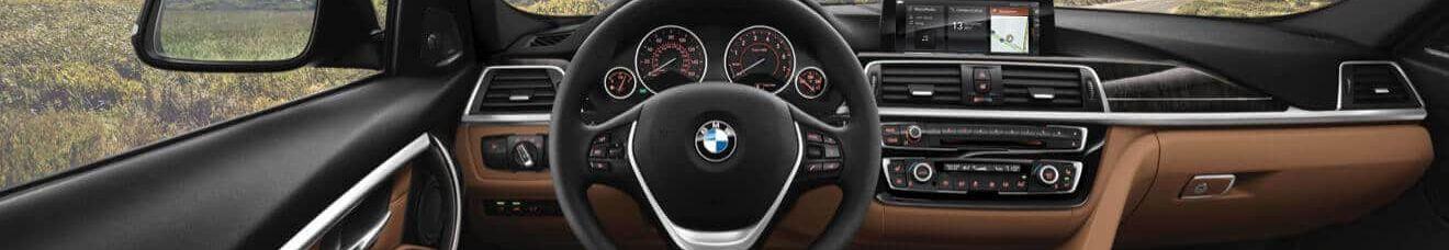 2018 BMW 3 Series Center Console