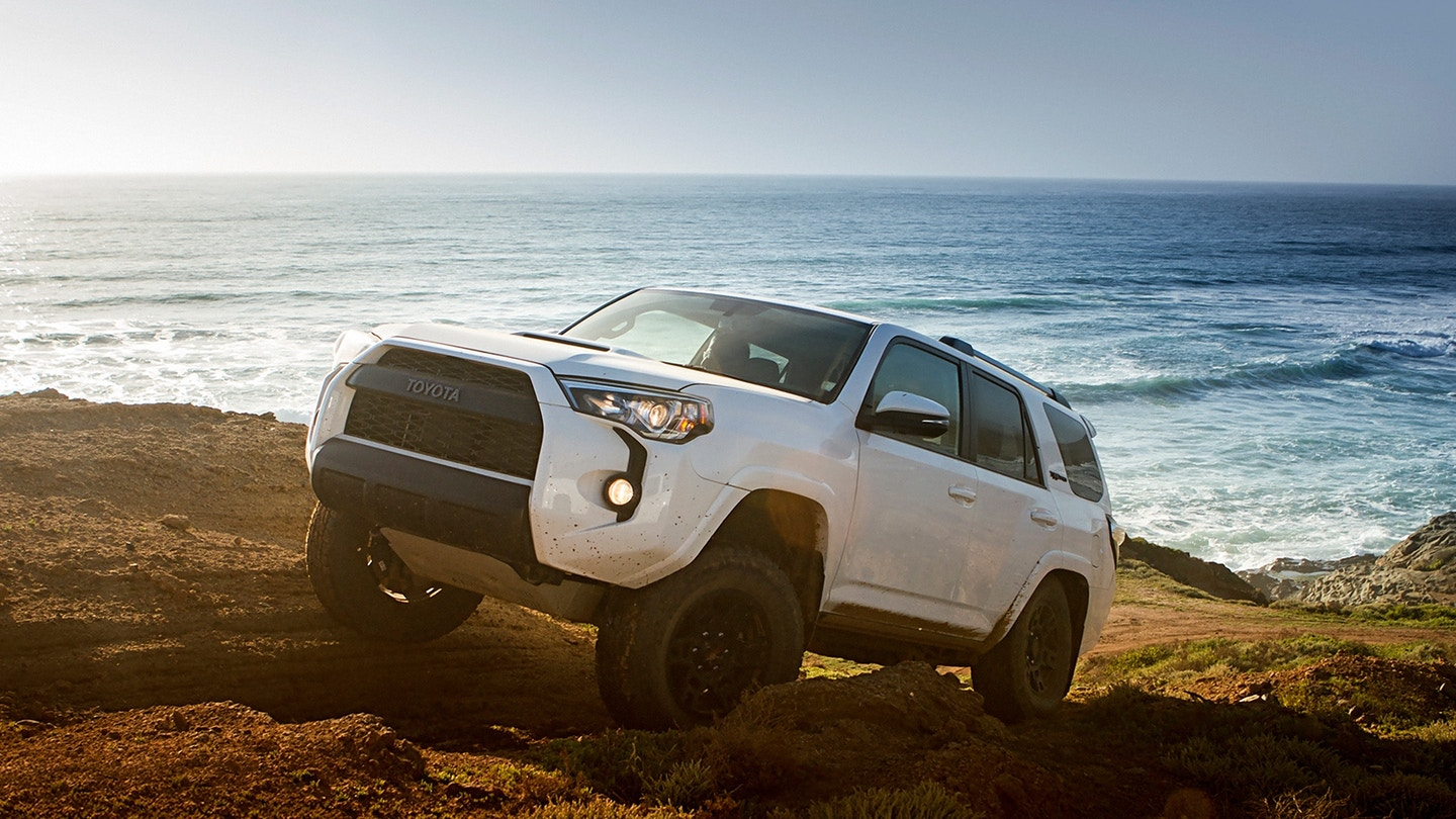 2018 Toyota 4Runner for Sale - Toyota Of Greenwich