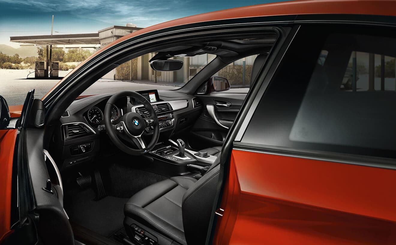 2018 BMW 2 Series Interior