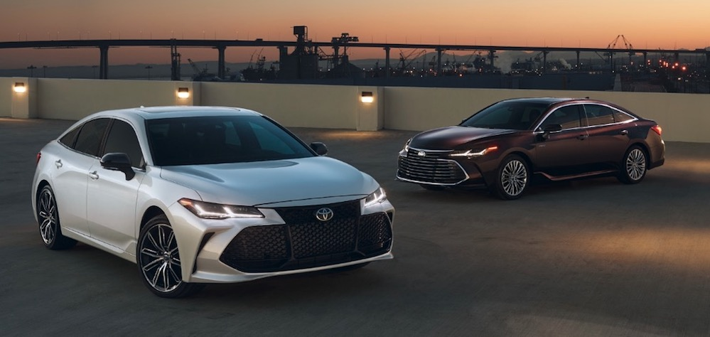 2019 Toyota Avalon available in New Jersey