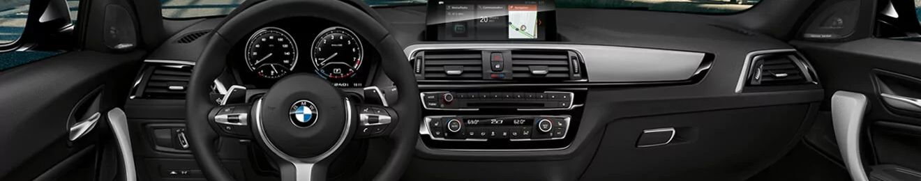 2018 BMW 2 Series Center Console