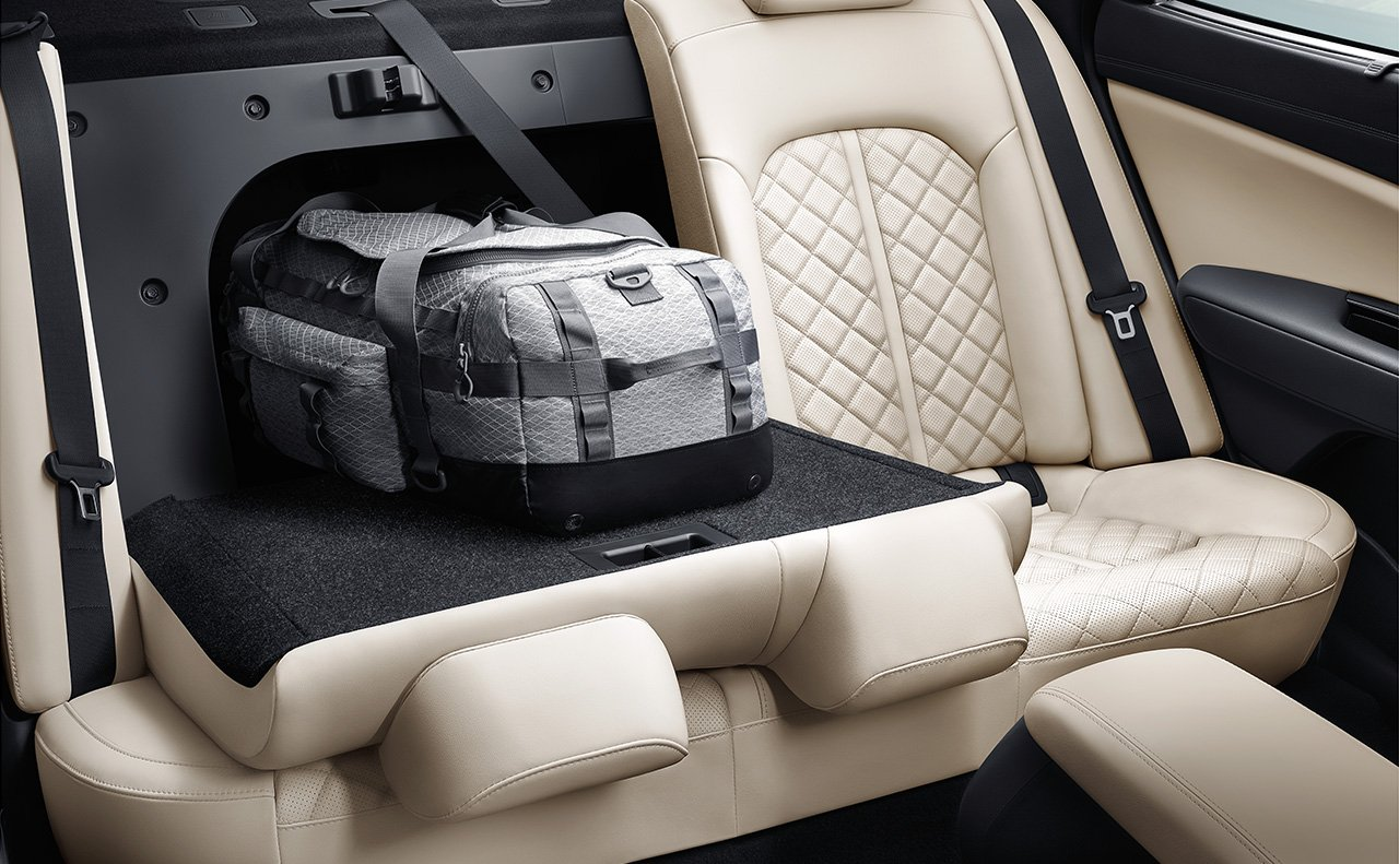 There's Plenty of Space for Your Items in the Optima!
