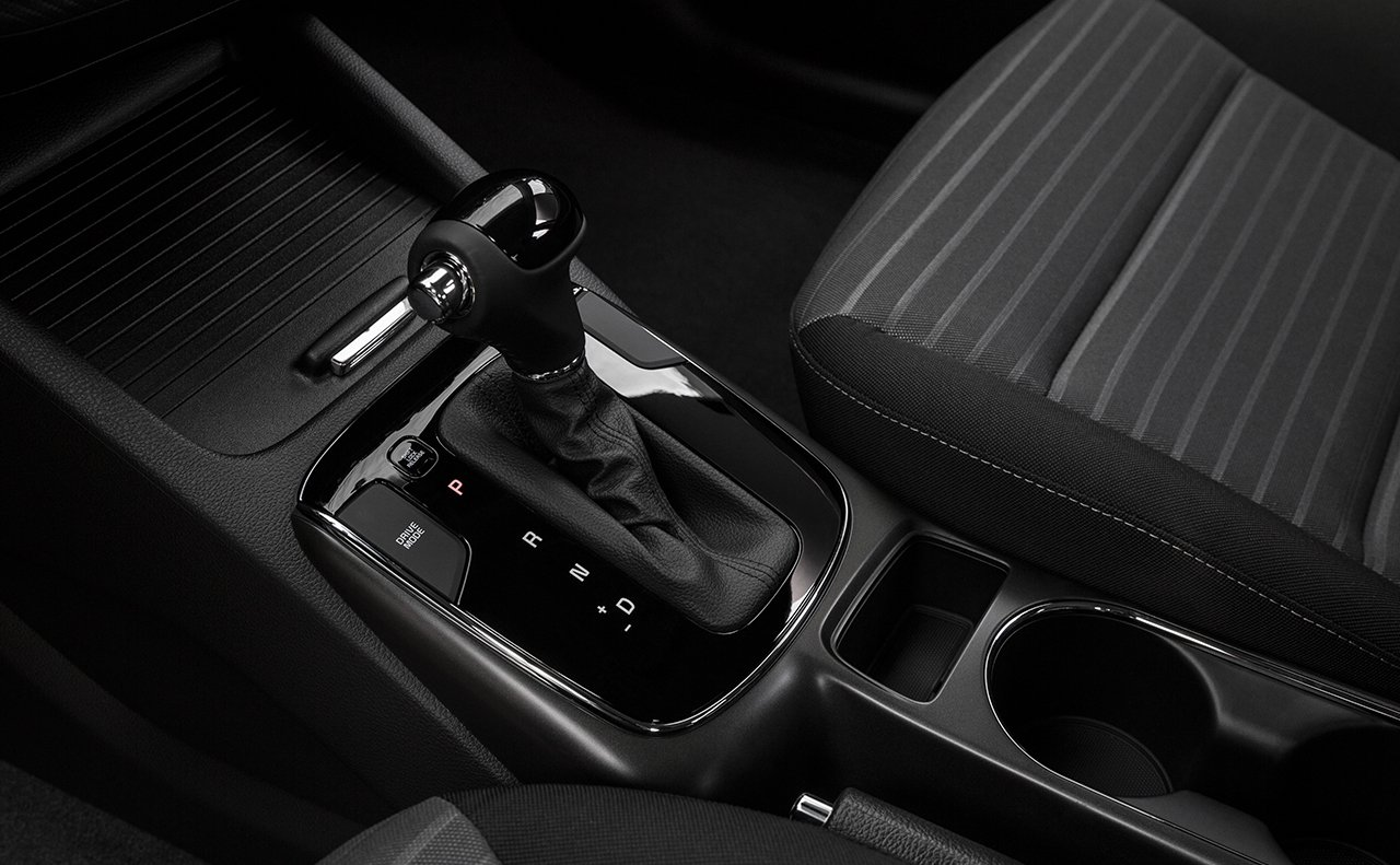 Gear Shift in the 2018 Forte