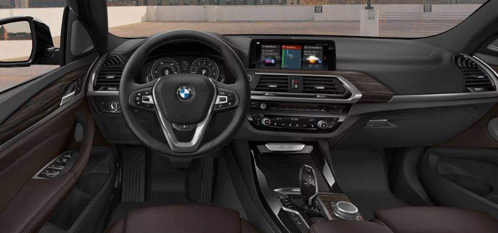 Fall in Love with the Gorgeous Interior of the X3!