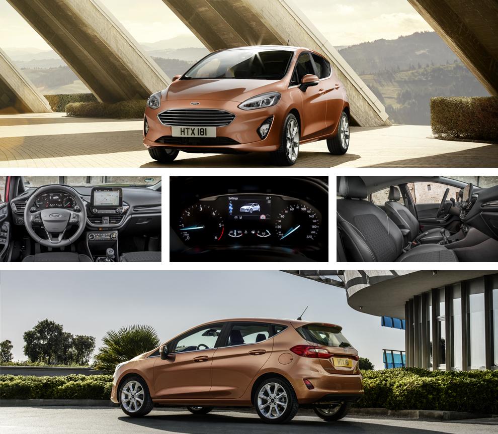 Ford Fiesta Titanium | Jos Bogman