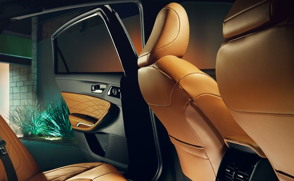 Comfortable Seating in the Avalon Hybrid