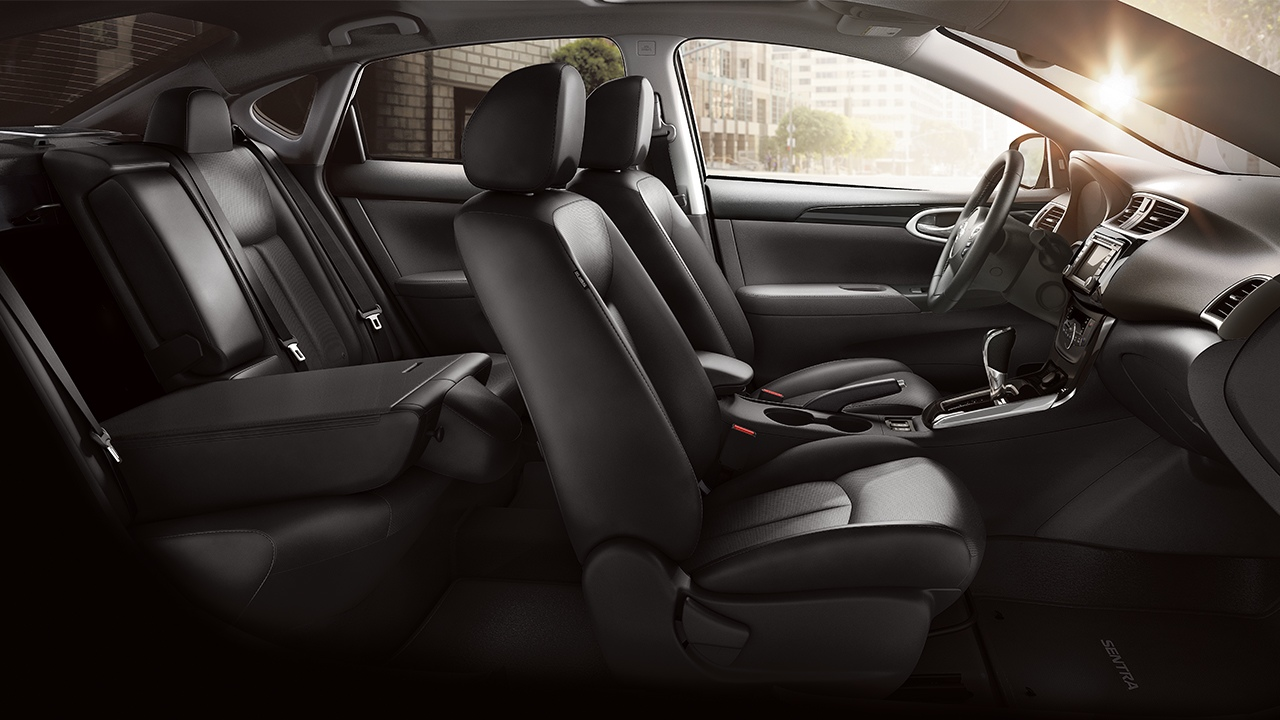 Plenty of Space in the 2018 Nissan Sentra