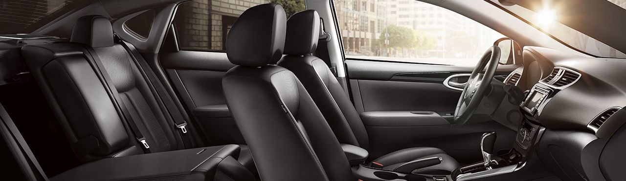 Cozy Accommodations in the Nissan Sentra