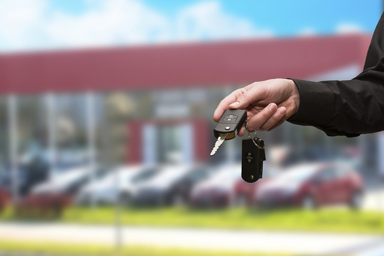 Get the Keys to Your Dream Vehicle Today!