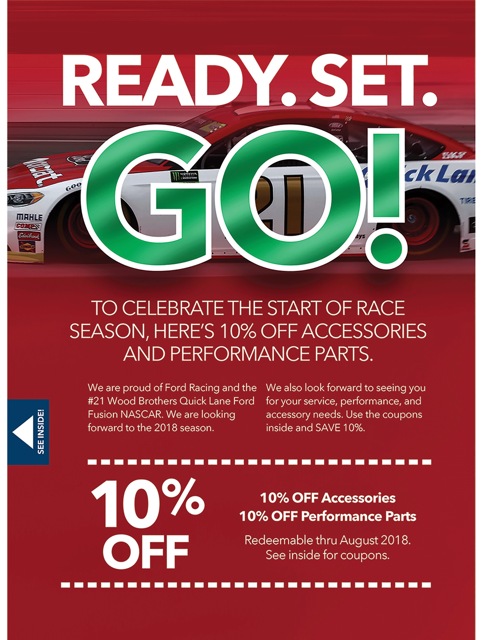 Service Department Coupons Specials Wiscasset Ford