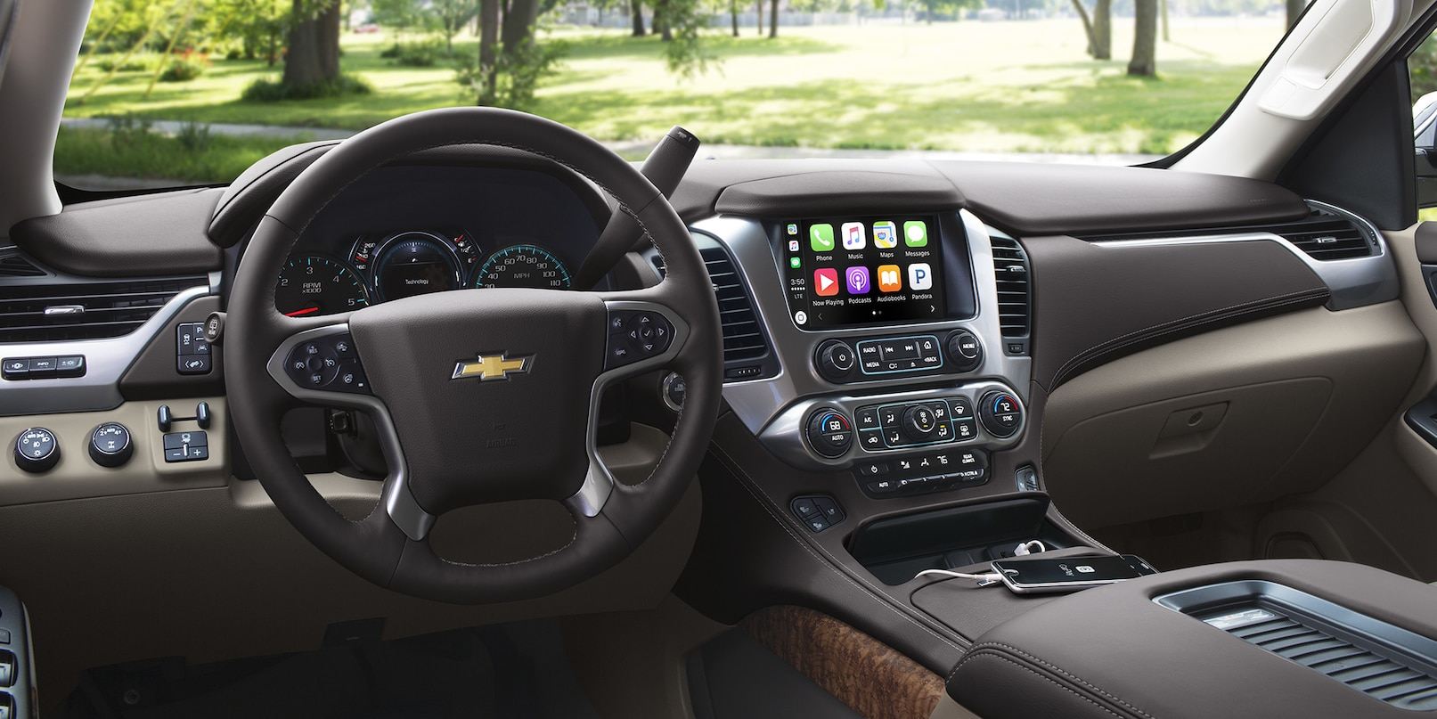 Latest Technology in the 2018 Suburban