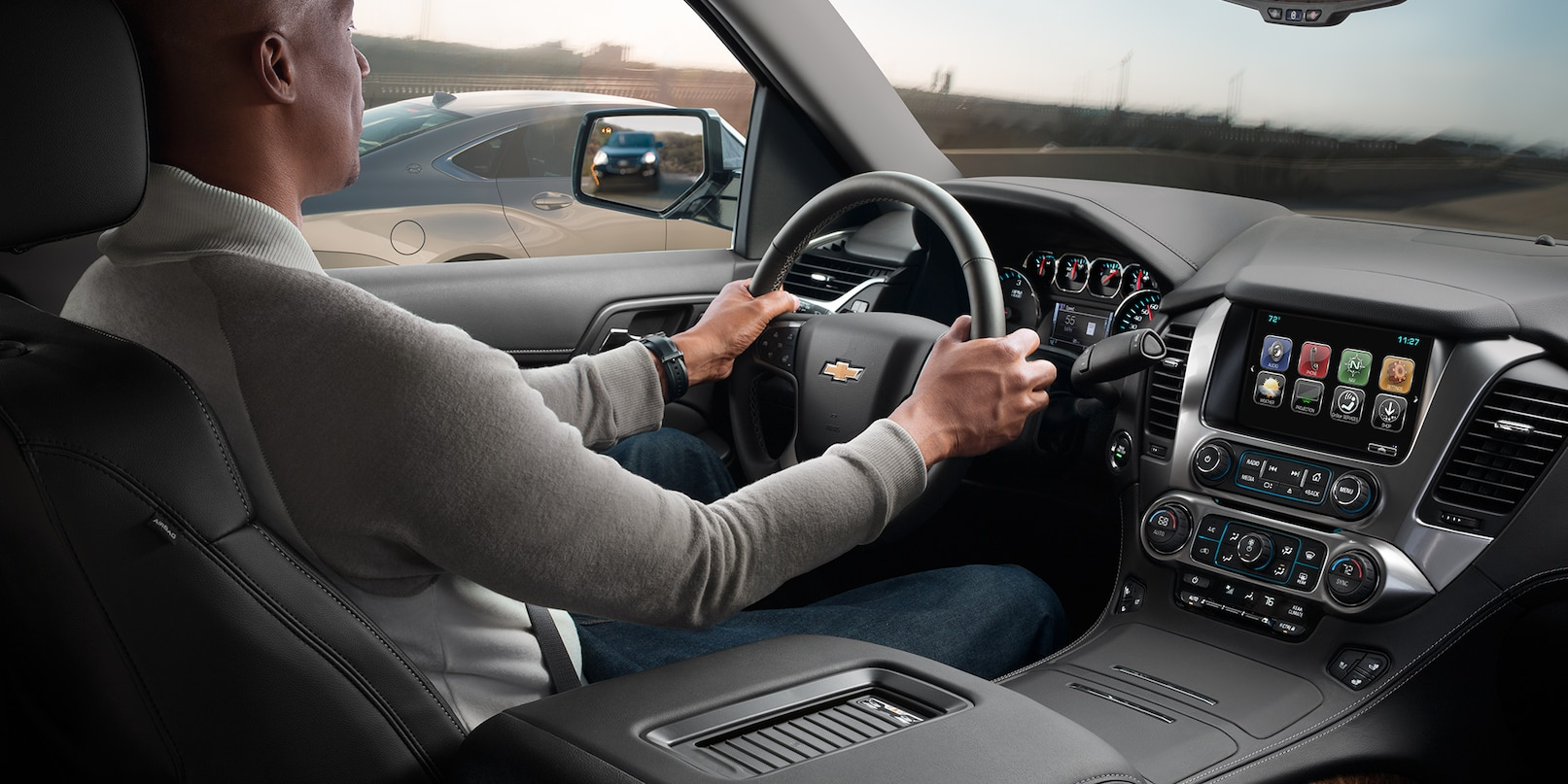 You'll Love Driving in the Chevy Tahoe!