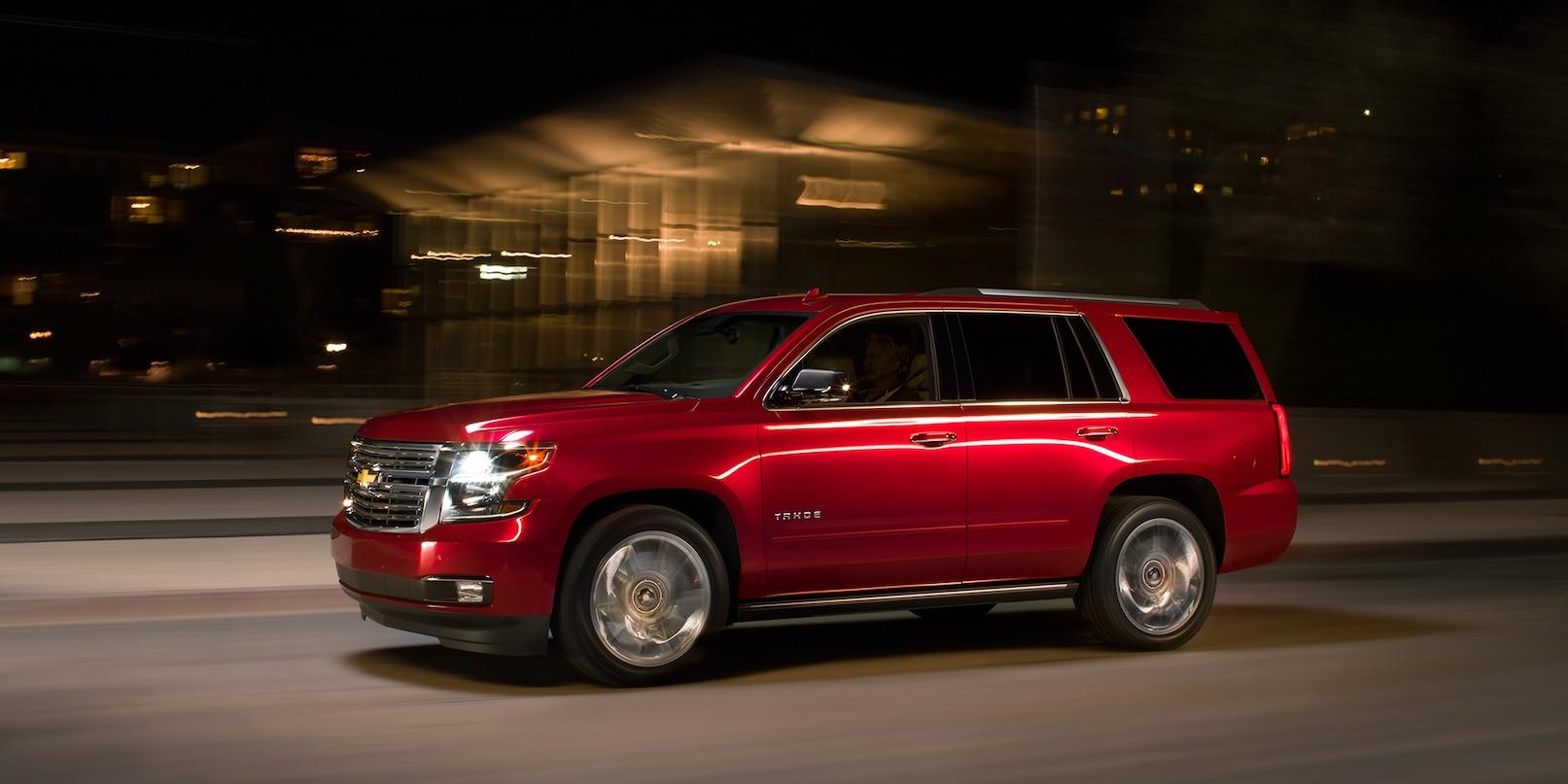 2018 Chevrolet Tahoe Leasing near Alexandria, VA