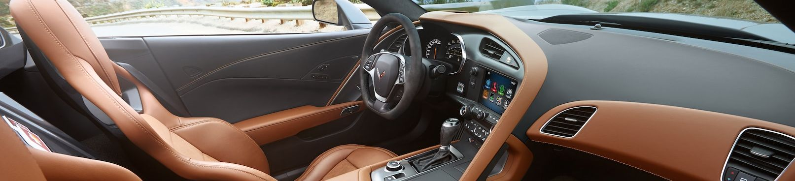 Customize the Interior of the 2019 Chevy Corvette