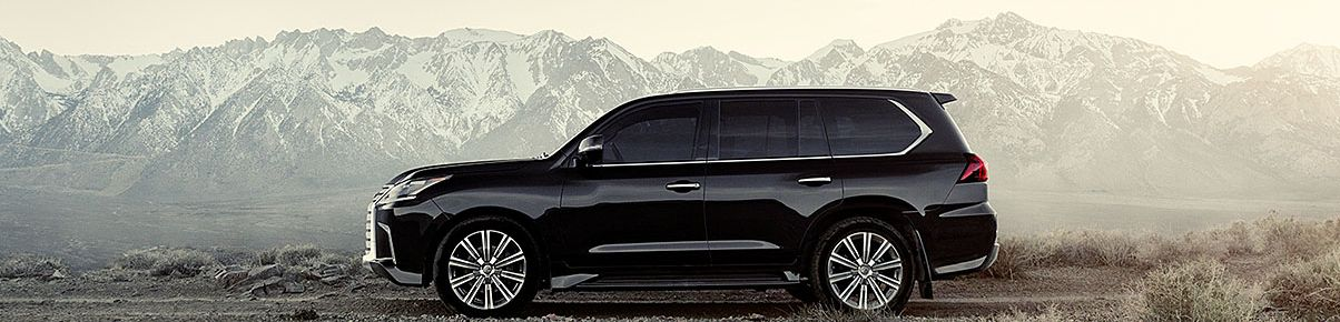 2018 Lexus LX 570 Leasing near Rockville, MD