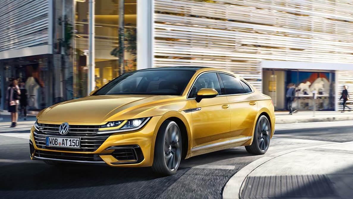 Volkswagen Arteon (modelo europeo)