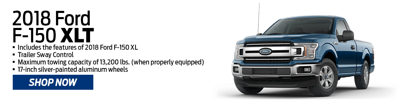 2018 Ford F 150 Trim Levels Boulevard Ford Of Lewes