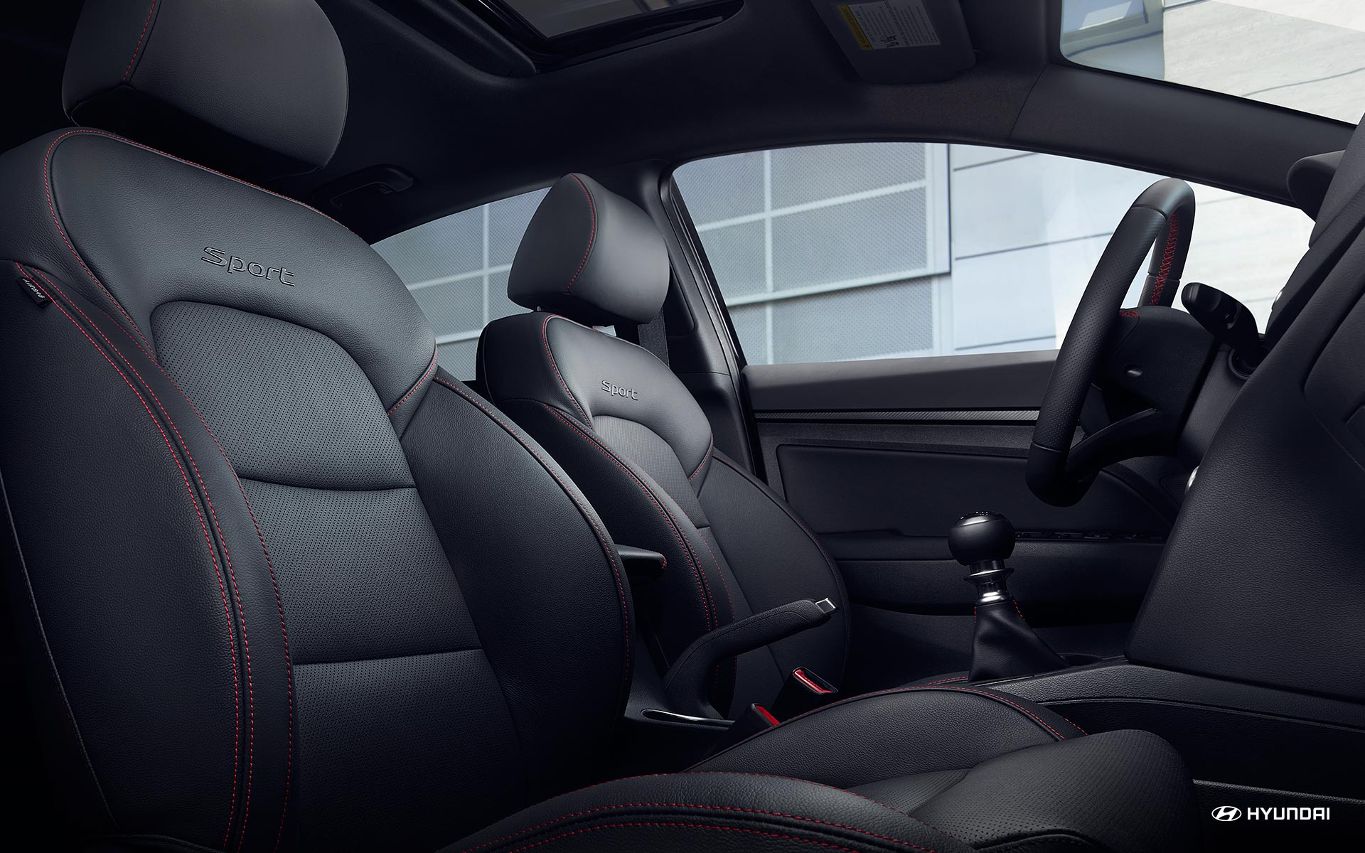 Cozy Seating in the 2018 Elantra