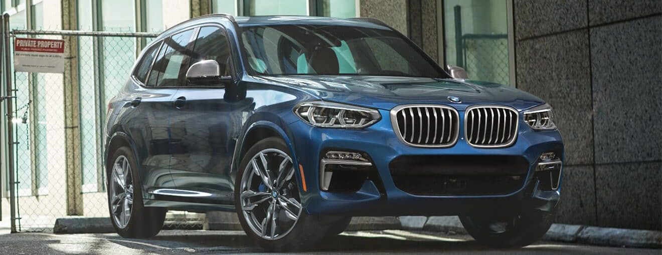 2019 BMW X3 Leasing near Dallas, TX