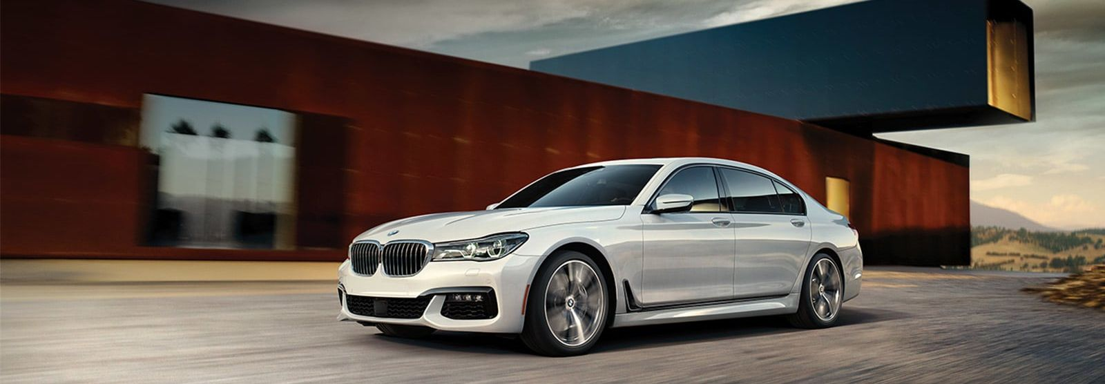 2019 BMW 7 Series Financing in Plano, TX