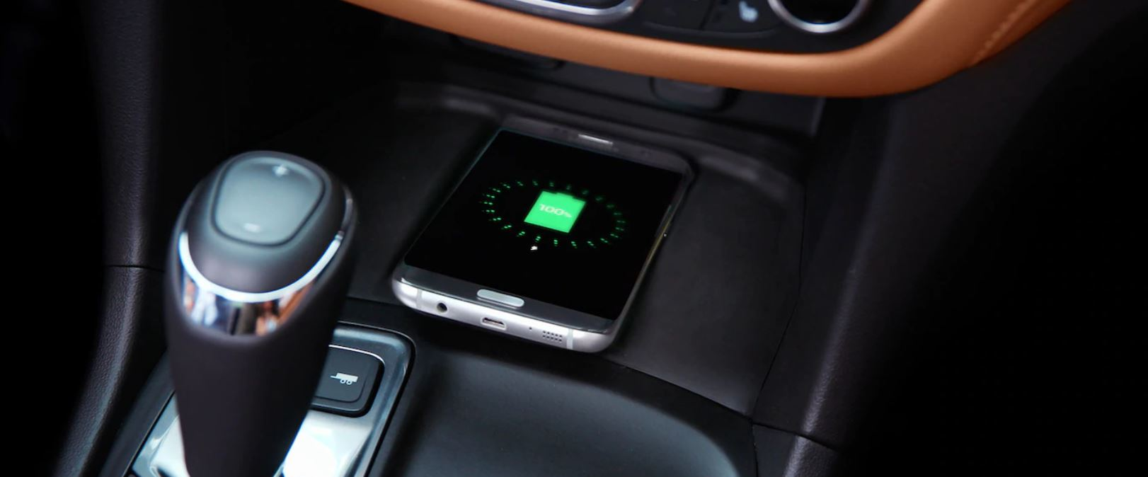 Charge Your Phone Easily in the Equinox