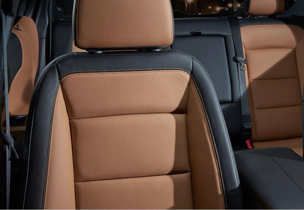 Comfortable Seating in the 2018 Chevrolet Equinox