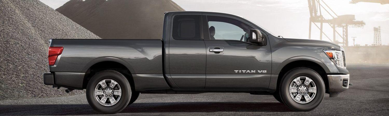 2018 Nissan Titan for Lease near Stafford, VA