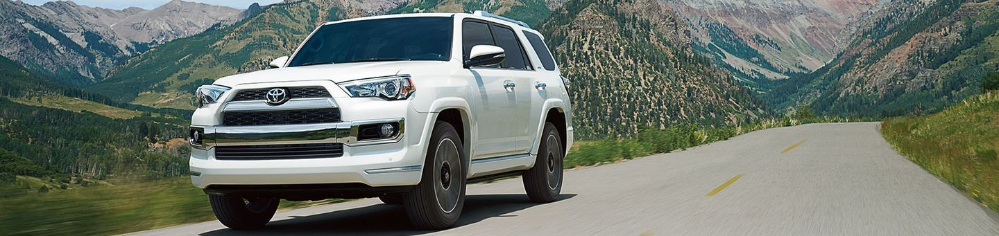 2018 Toyota 4Runner Financing in Sacramento, CA