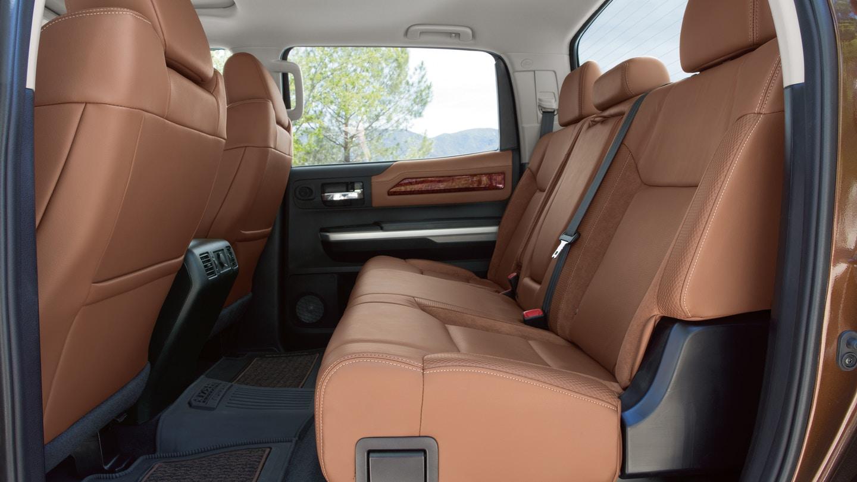 2018 Toyota Tundra CrewMax Interior