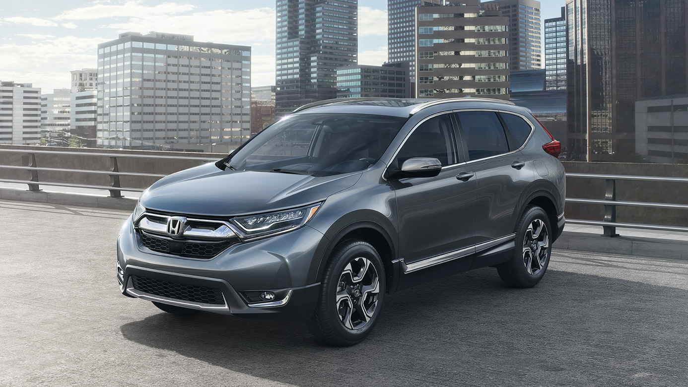 2018 Honda Cr-V Financing near Roseville, CA