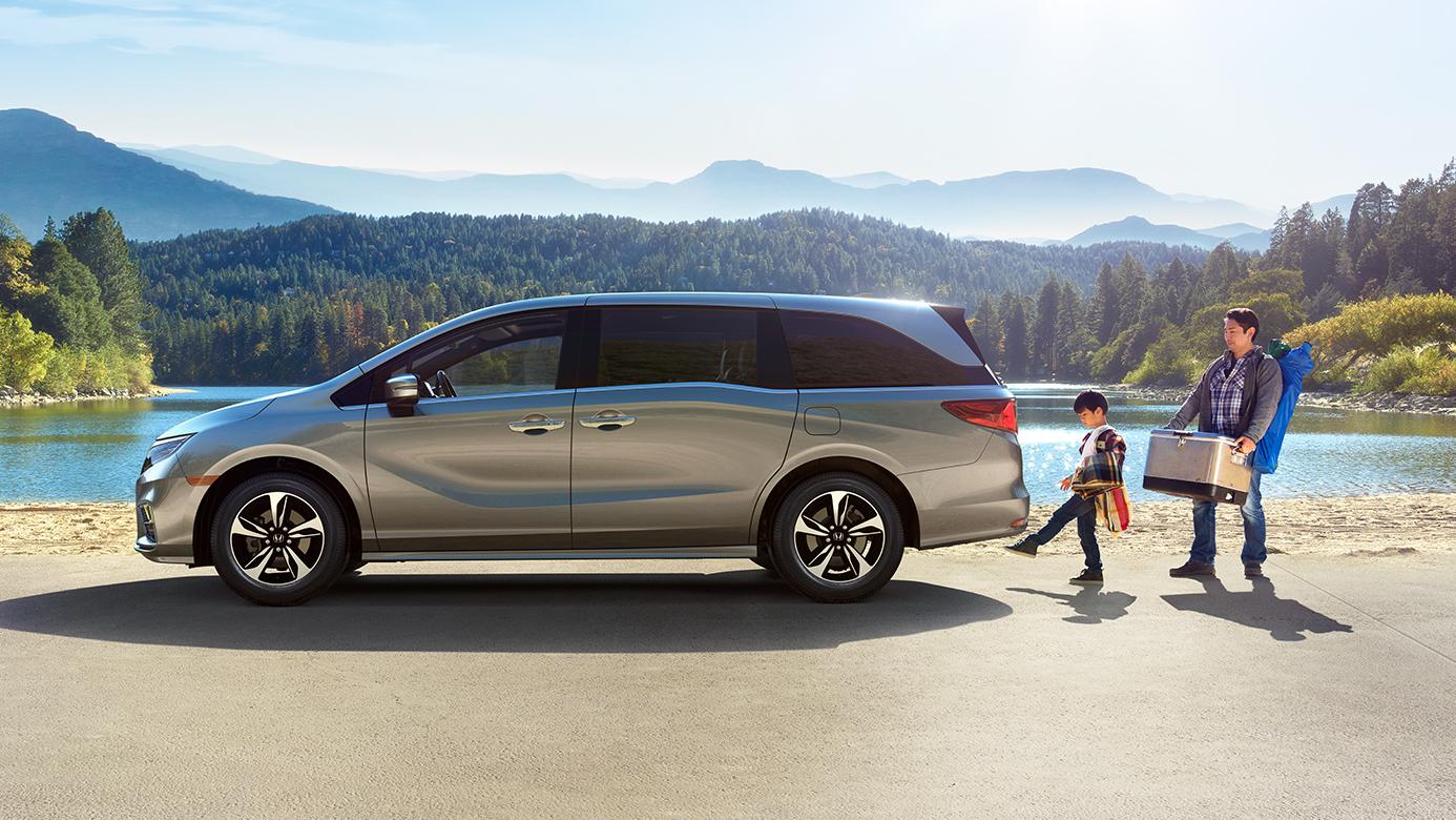 2018 Honda Odyssey Financing near Roseville, CA