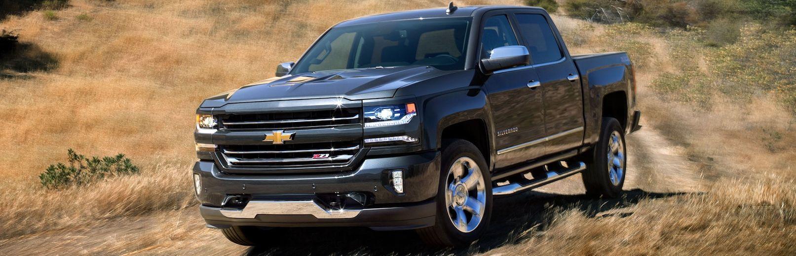 2018 Chevrolet Silverado 1500 Financing in Elk Grove, CA