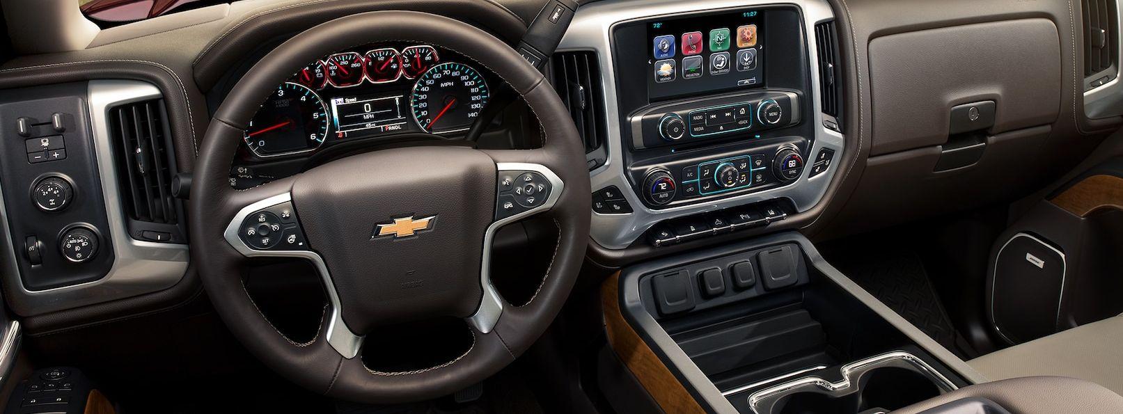 Enjoy the Ride in the 2018 Silverado 2500HD