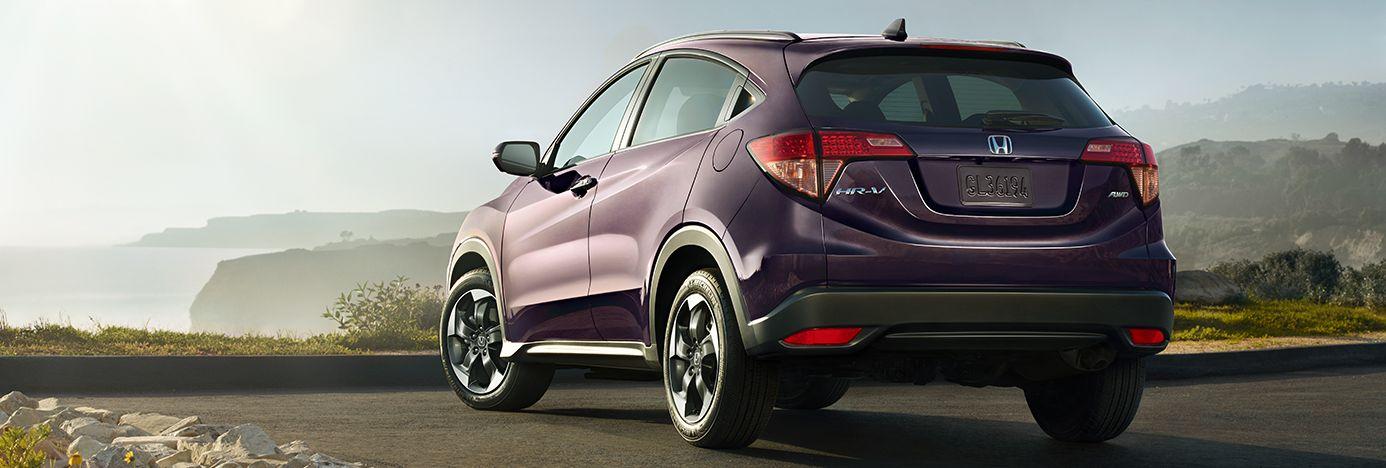 2018 Honda HR-V Financing near Roseville, CA