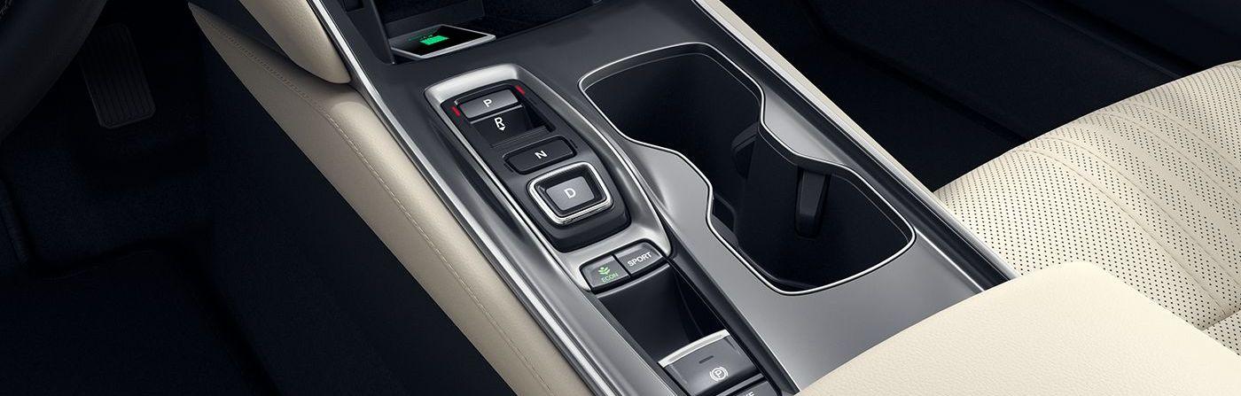 E-CVT in the Honda Accord Hybrid