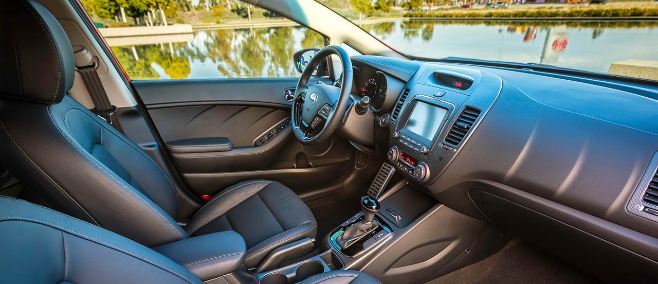 Enjoy the Outdoors in a 2018 Kia Forte