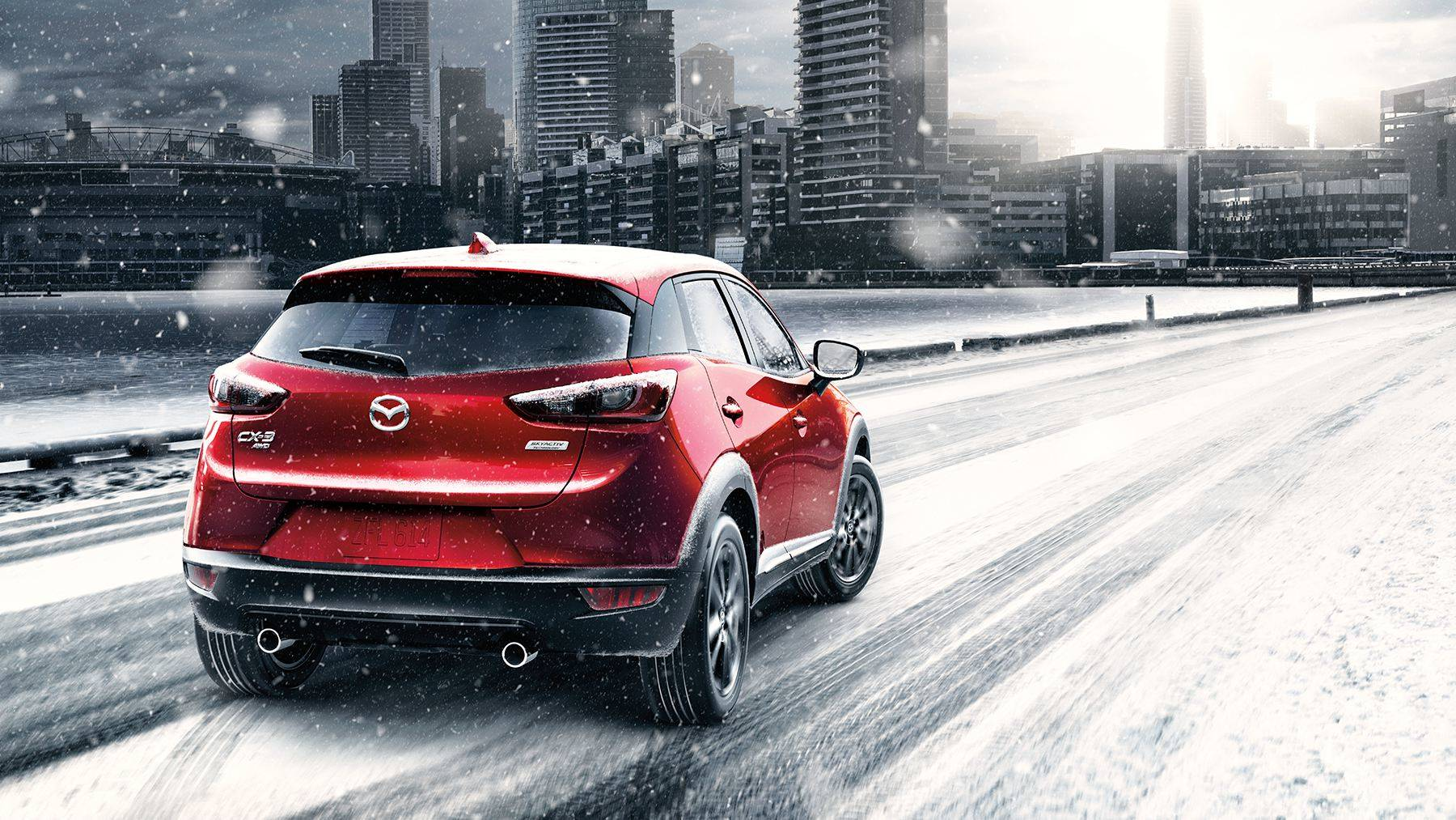 2018 Mazda CX-3 Financing near Folsom, CA