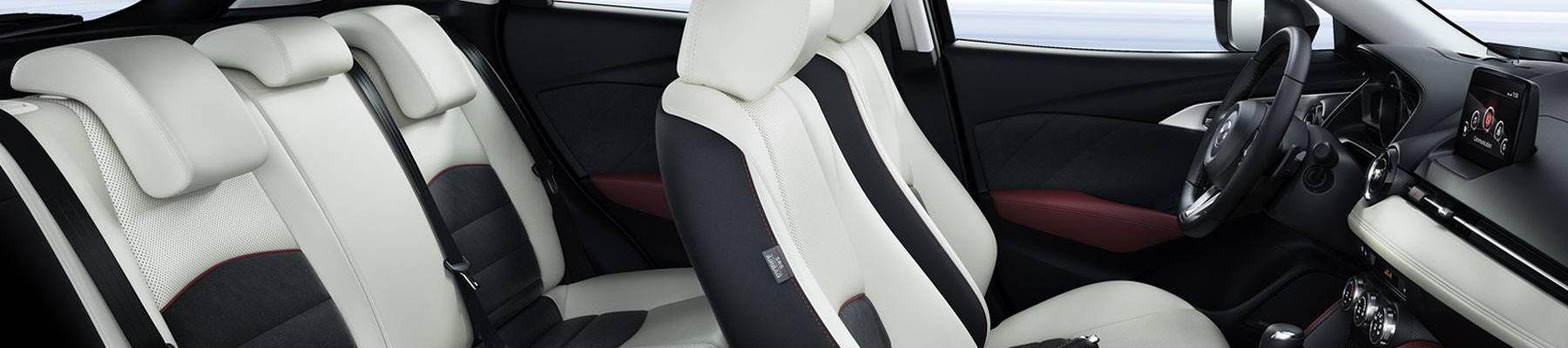 2018 Mazda CX-3 Center Console