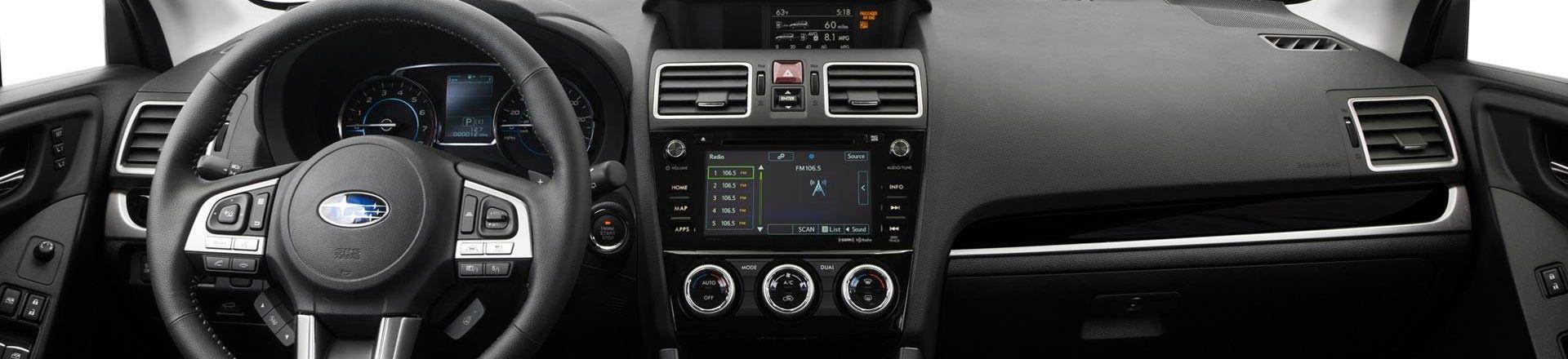 2018 Subaru Forester Center Console
