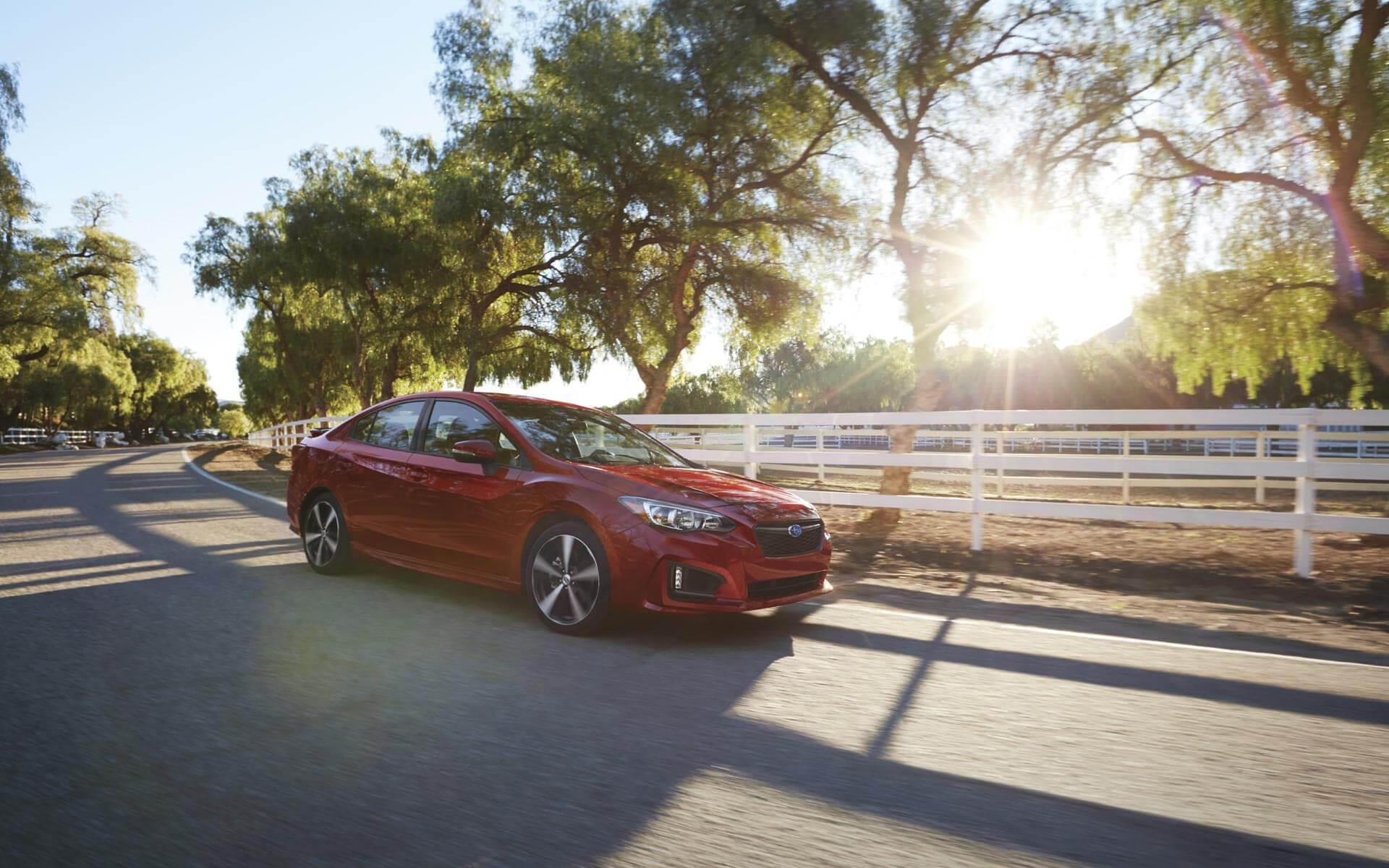 2018 Subaru Impreza Financing near Folsom, CA