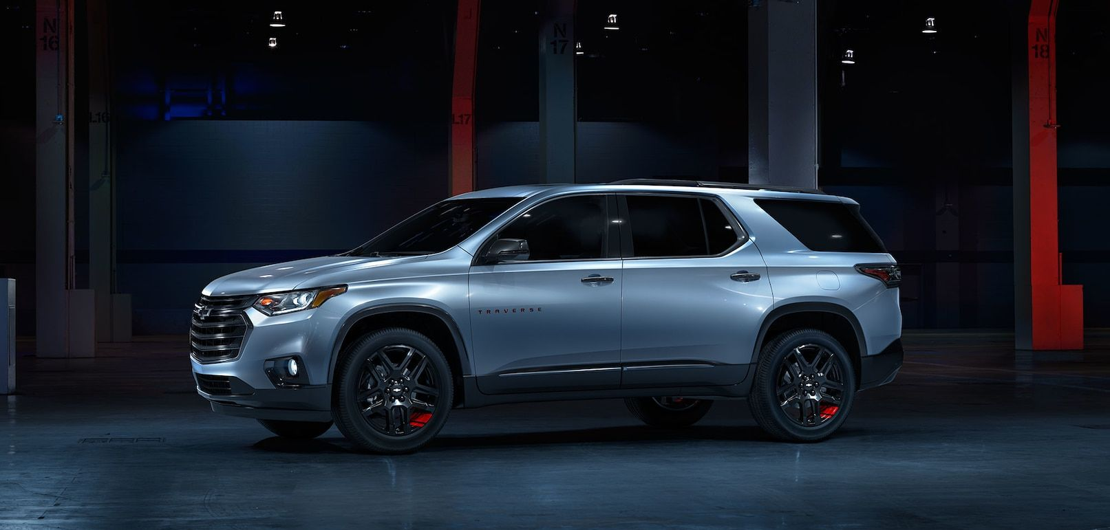 2018 Traverse Redline >> 2018 Chevrolet Traverse Redline For Sale In Youngstown Oh