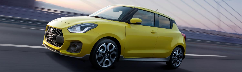 Suzuki Swift Sport | Auto Luykx