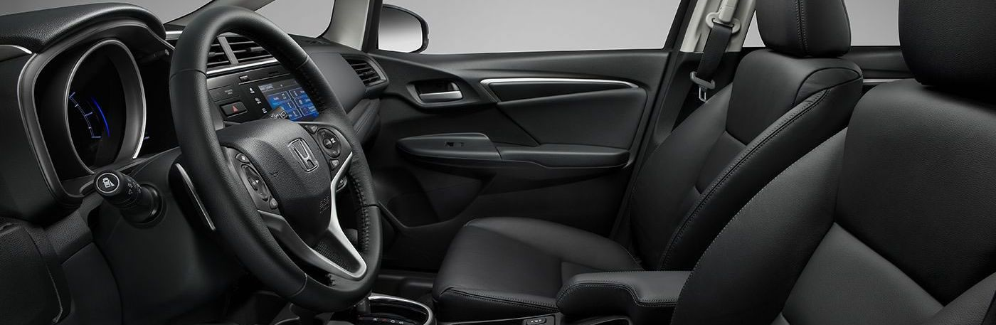 Enjoy the Drive in the Honda Fit!