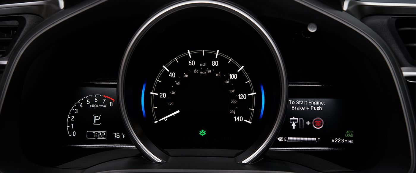 Efficient Performance Of The Honda Fit